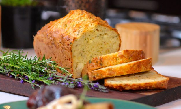 Feta Cheese & Herb Loaf