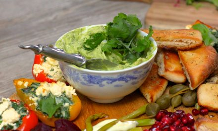 Tamara's Easy Avocado Dip