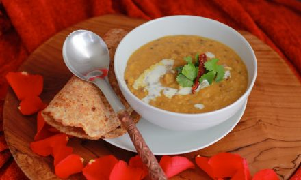 Yellow Split Pea Dhal
