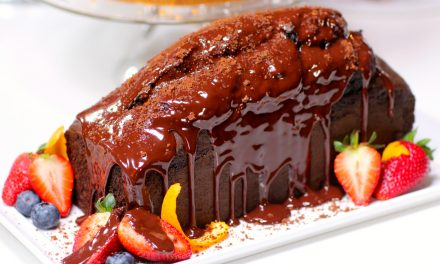 Chocolate & Fruit Loaf