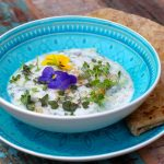Chilled Yoghurt Soup