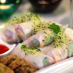 Asian Rice Paper Wraps