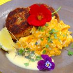 Grilled Snoek Fishcakes