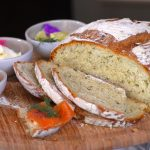 Dill & Spring Onion Bread