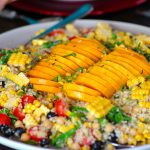 Roasted Butternut & Quinoa Salad