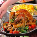 Asian Roast Turkey
