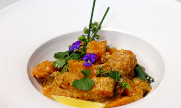 Butternut & Carrot Korma